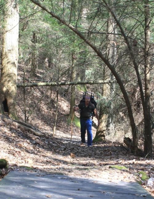 Along the Hemlock Trail