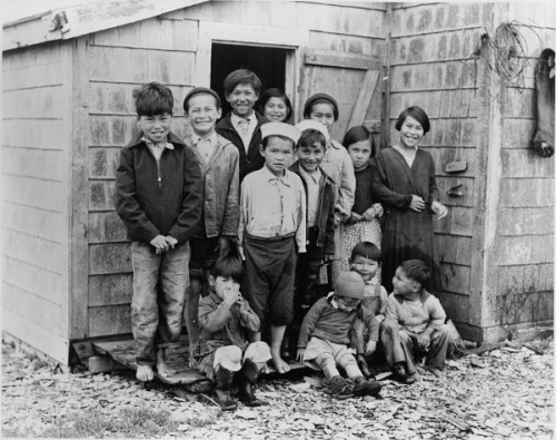 Aleutian Children