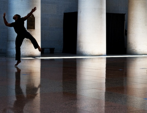 Dancing at the Statehouse