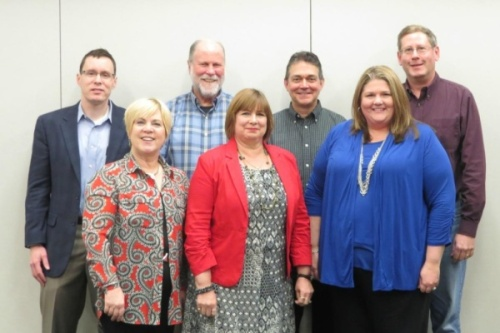 The Board of Trustees of the Pickerington Library
