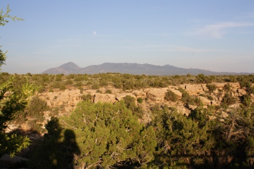 Sleeping Ute Mountain