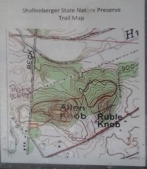 "Their ""New"" Topo Map"